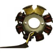 Lichtmaschine 4-Takt, Polrad,Zündankerplatte,Geber