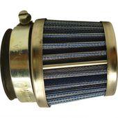 Produktbild Sportluftfilter Chrom 38mm