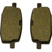 Bremsenkit 2-teilig, 1 Paar Bremsklötze, 1x Bremsbeläge