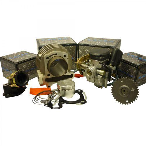 Racing-Kit 4-teilig 139QMBA GY6