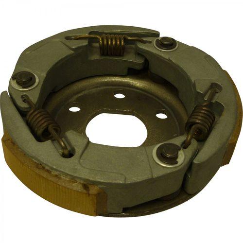 Kupplungsbeläge incl. montierte Federn für 107mm Kupplungsglocke