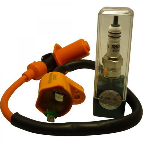 Tuning E-Kit / Tuning-Zündkerze HIX-CR7 & Tuning-Zündspule 31KV