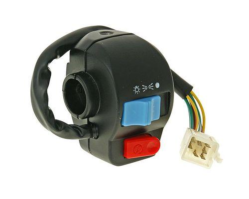 Schaltereinheit Rechts Rex RS 450 500 ab Bj 07 o. Griff