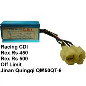 Racing-CDI ALU Rex Rs 450/500,Off Limit,Jinan Quingqi