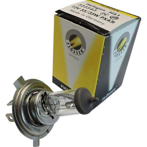 Birne Halogen 12V 35/35W (HS1) Sockel PX43t