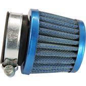 Produktbild Sportluftfilter Blau 38mm