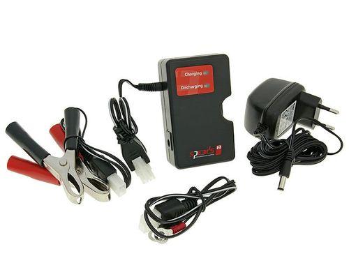 Batterie Ladegerät / Erhaltungsgerät Speeds EL300 (für 12V Blei- u Gelbatterie)