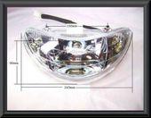 Produktbild Hauptscheinwerfer Rex Rs 400/460 Jonway Rexmoto