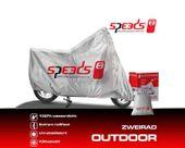 Produktbild Zweiradgarage Speeds Größe L 244x90x117