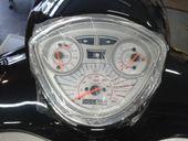 "Motorroller KAYSO Scooter ""Classico Grande"" 49ccm schwarz metallic YY50QT-31"