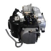 Motor komplett 10 Zoll 50cc GY6 China 4-Takt 139QMB mit SLS und Pickupkabel