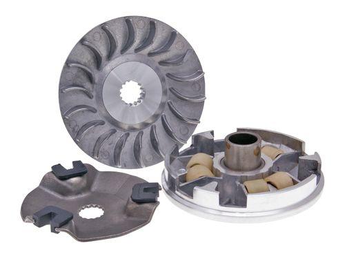 Variomatik komplett 16mm Minarelli CPI / Generic / Keeway / ATU-Roller / Adly / Longia