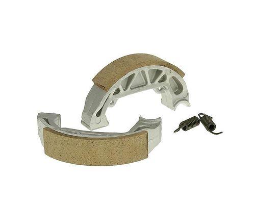 Bremsbacken 100x20mm Trommelbremse HINTEN für Piaggio Free,NRG,TPH/Typhoon 50,Zip Base 25/50