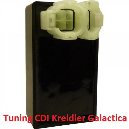 Tuning-CDI für Kreidler Galactica 50 WK1 Typ SG