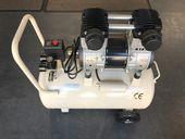 Produktbild Flüster Kompressor Silent 50L Kessel 1500W 69dB