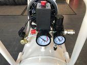 Flüster Kompressor Silent 50L Kessel 1500W 69dB