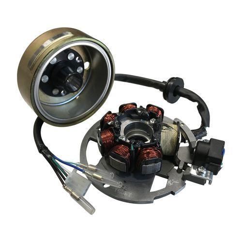 Lichtmaschine mit Polrad u Zündankerplatte CPI Keeway Generic - Euro 2