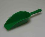 Mehlschaufel aus Kunststoff 15,5 cm - grün