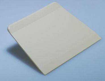 Teigschaber - Teigkarte mit Griffleiste