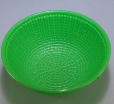 Gärkorb rund Kunststoff, grün