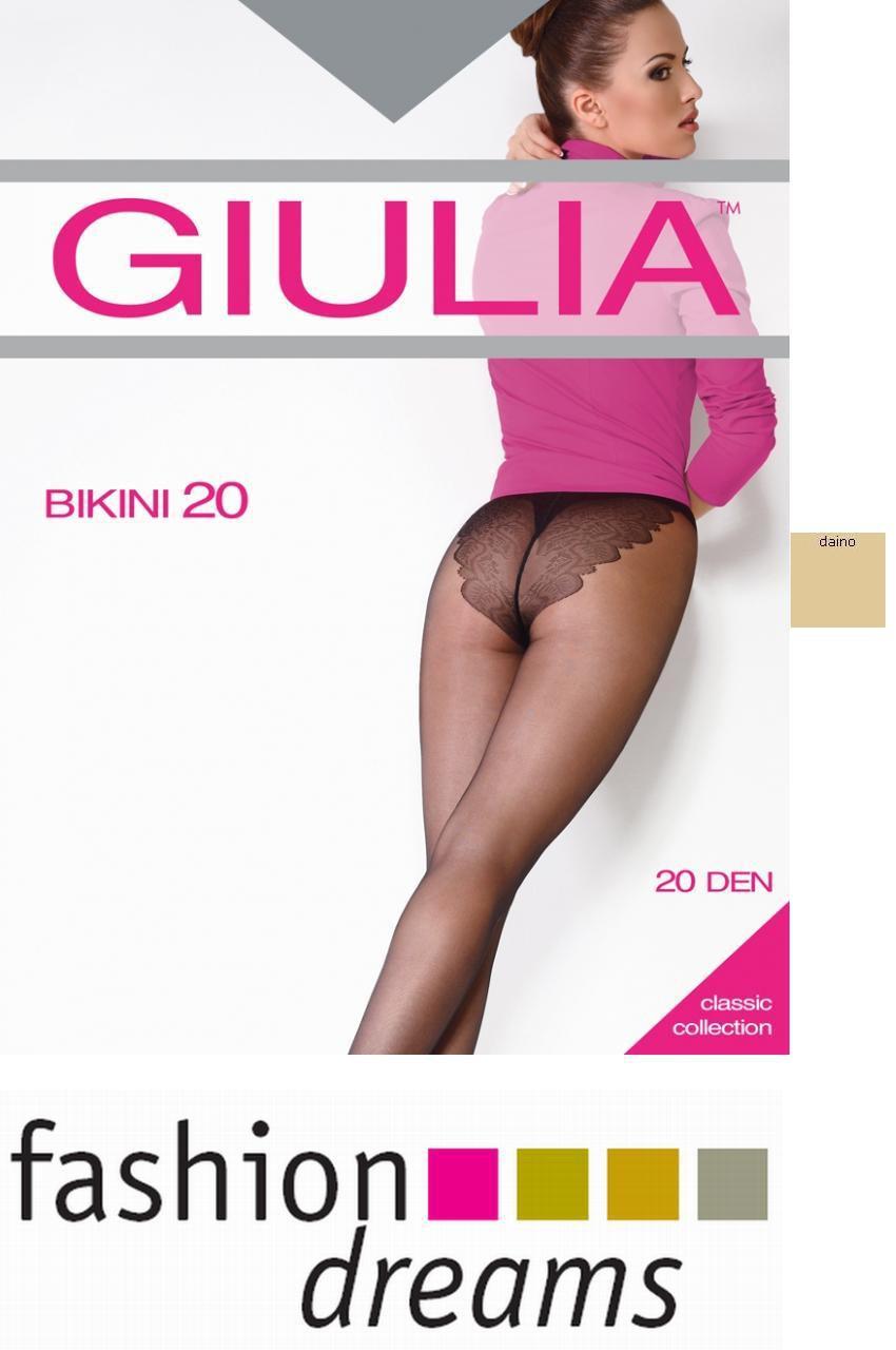 GIULIA Classic Kollektion Strumpfhose, Feinstrumpfhose Bikini 20