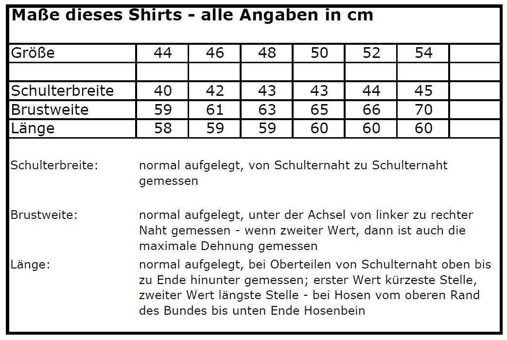 Shirt, Tunika 3/4-Arm, asymmetrisch - Viskose - schwarz/bunt - Kreise
