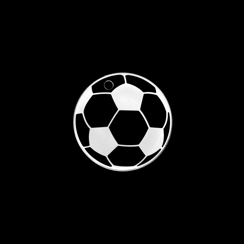 Plexiglas® Ballsport-Anhänger Acrylglas Schlüsselanhänger