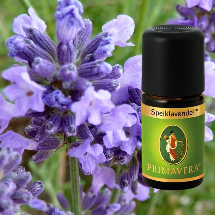 Primavera Bio Duftöle für Aromatherapie zu je 5ml