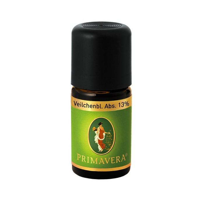 Primavera Duftöl für Aromatherapie - Veilchenblätter Absolue 13% - Inhalt 5ml
