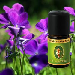 Primavera Duftöl für Aromatherapie - Veilchenblätter Absolue 13% - Inhalt 5ml – Bild 2