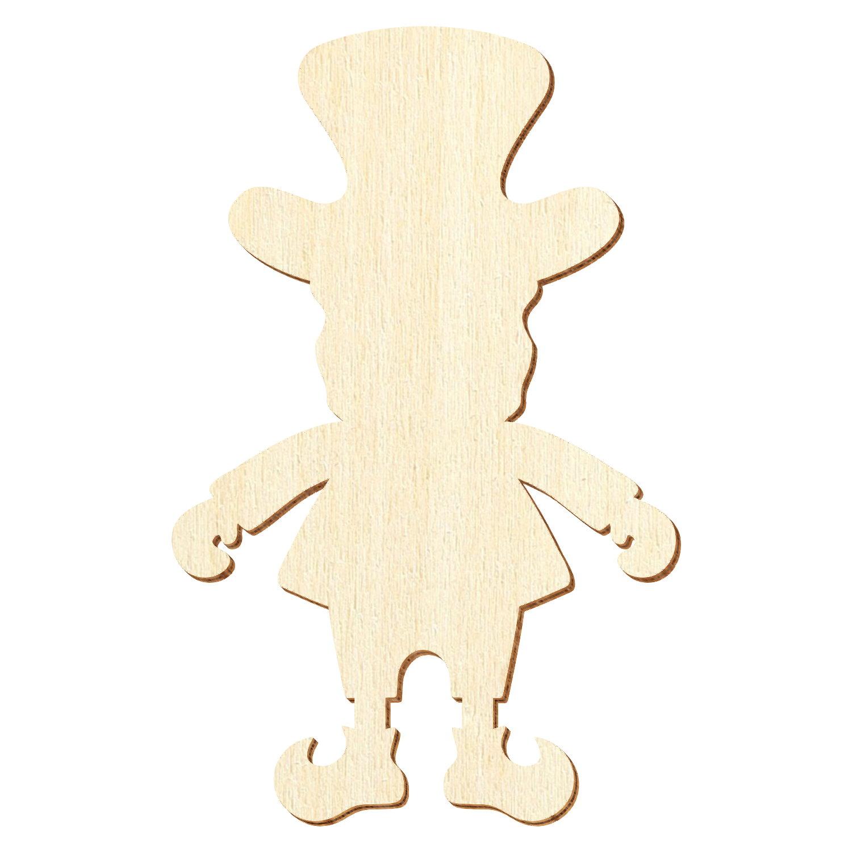 Holz Wichtel Deko Zuschnitte Größenauswahl