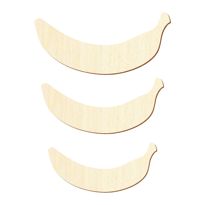 Wei/ß Metall und Holz Banana St/änder Hanger