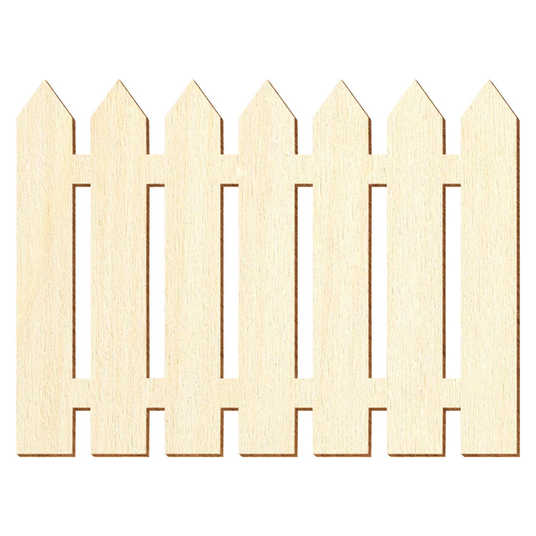 Basteln Deko Tischdeko Gr/ö/ße:15cm 3-50cm H/öhe Pack mit:1 St/ück Holz Leiter Dekoleiter