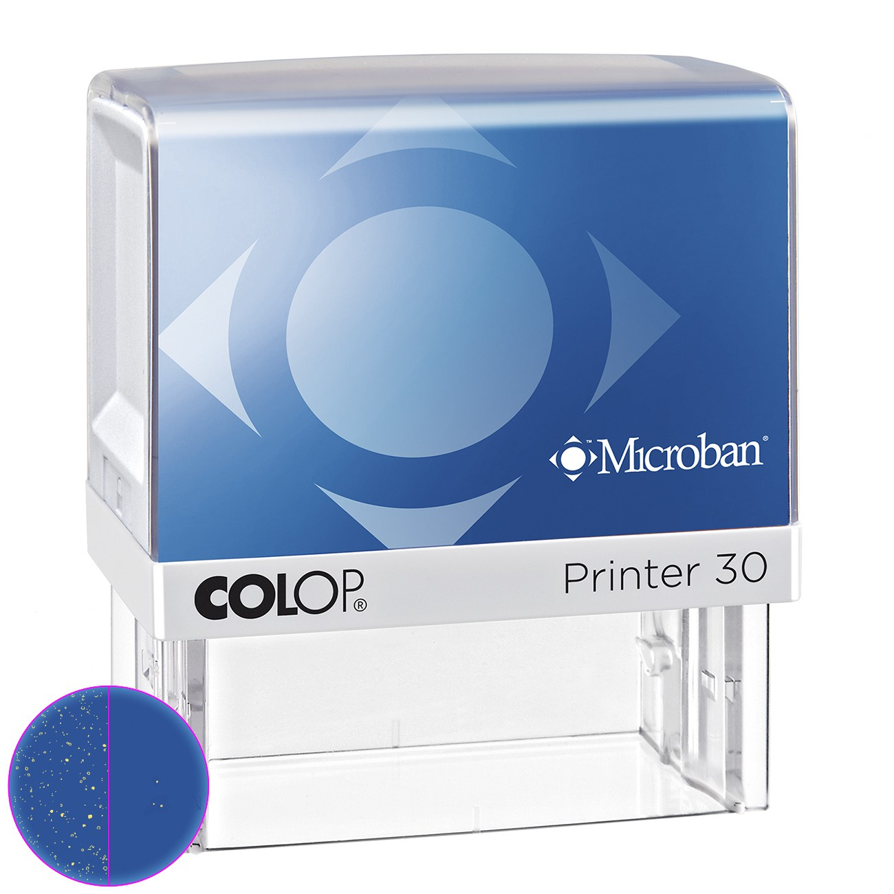 COLOP Standard Printer Stempel mit und ohne individuellem Stempeltext
