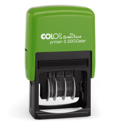 COLOP Green Line Printer Datum-Stempel S220 Dater - Datumstempel – Bild 1