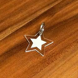 Acrylglas Schlüsselanhänger graviert Anhänger - Motivauswahl – Bild 9