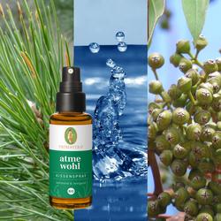 Primavera Bio Duft Kissensprays 30ml - 100% naturreine ätherische Öle – Bild 3