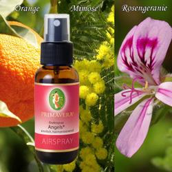 Primavera 30ml natural Airsprays / room scents / 100% natural organic fragrances