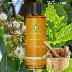 Primavera natural-infusion concentrate / Sauna fragrances / organic fragrances  with 100% natural essential oils