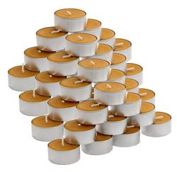 Bienenwachs Teelichter mit 100% natürlichem Bienenwachsduft – Bild 5