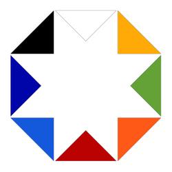 Plexiglas® Zuschnitte - rechtwinklige Dreiecke - Acrylglas 3mm glänzend – Bild 1