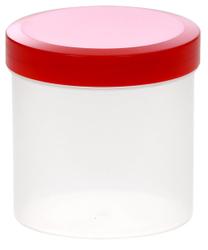 125ml Probendosen Schraubdeckeldosen Schraubdosen Cremedosen – Bild 5