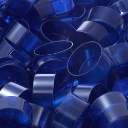 runde Kunststoff Teelichthüllen 37x19mm - Kerzengießen klassische Rundform – Bild 11