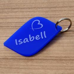 Plexiglas® farbige Liebes-Anhänger Acrylglas Schlüsselanhänger mit Wunschgravur – Bild 25