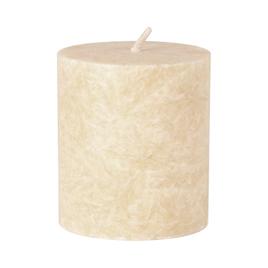 durchgefärbte Stumpenkerzen, Stearin-Kerzen in 64mm Durchmesser