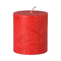 durchgefärbte Stumpenkerzen, Stearin-Kerzen in 64mm Durchmesser – Bild 4