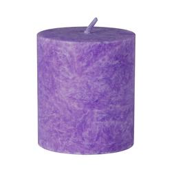durchgefärbte Stumpenkerzen, Stearin-Kerzen in 64mm Durchmesser – Bild 7