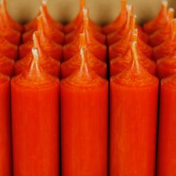 durchgefärbte Stabkerzen 180mm x 22mm - hochgereinigte Kerzen mit rückstandsfreiem Abbrand – Bild 11