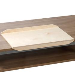 Teigbrett Nudelbrett Backbrett Küchenbrett mit Anschlagskante Multiplex – Bild 3