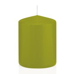 Stumpenkerzen, Flackkopfkerzen 80mm hoch, 60mm Durchmesser, 29h - Farbauswahl – Bild 7